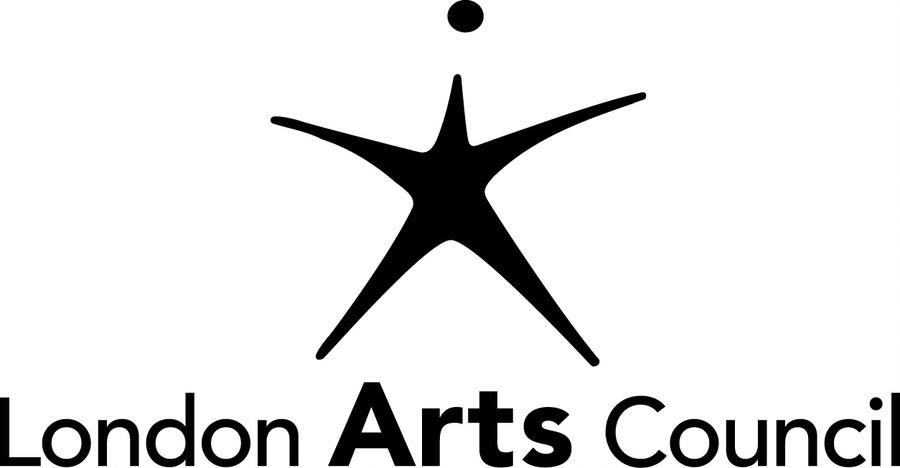 London Arts Council logo